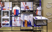 Adidas and Pharrell Williams launch tennis campaign in NYC