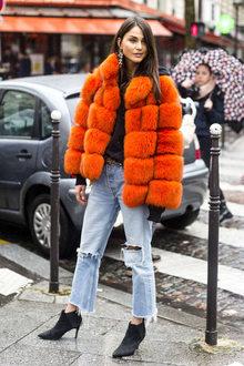 Street Fashion Paris N315