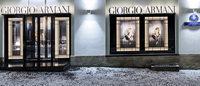 Giorgio Armani courtise la Russie