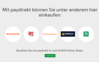Paydirekt erweitert Händlerportfolio