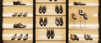 Galeries Lafayette Homme: A Haussmann, la chaussure s'installe en grand au niveau 1