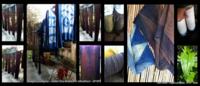 Atelier Etno Botânica apresenta novos workshops sobre shibori e tingimento natural