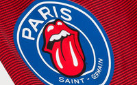 Paris Saint-Germain club signs up for Rolling Stones collection