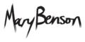MARY BENSON WORLD