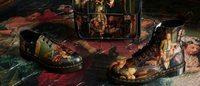 Une oeuvre de William Hogarth pour habiller les modèles mythiques de Dr. Martens