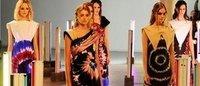 New York: brocard et roses chez Vera Wang, grunge féminin chez Rodarte