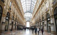 Milano: 40 milioni di euro da affitti negozi nei primi sette mesi del 2018