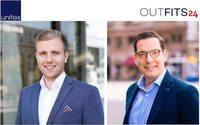 Unitex und Outfits24 können Händlerzahl online verdreifachen
