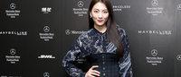 元KARAの知英、東京ファッションウィークのサポーターに就任