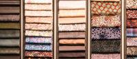 Tessitura italiana: produzione a -4,1%, export a -2, più lana, meno seta