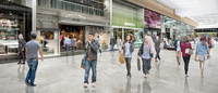 Wesfield Broadway shopping centre opens in Bradford