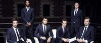 Daniel Hechter habille l'équipe de France de tennis