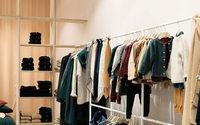 Poudre Organic offre une première boutique à sa mode enfantine