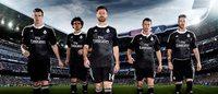 Yohji Yamamoto diseña la tercera equipación del Real Madrid