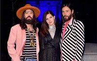Jared Leto et Lana Del Rey, nouveaux ambassadeurs Gucci