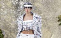 Transparencias oníricas de Chanel