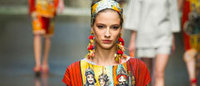 Opulenz bei Dolce & Gabbana - Eleganz bei Armani