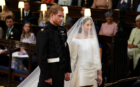 Givenchy's Waight Keller and Stella McCartney draw praise for royal wedding dresses