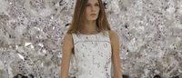 Неделя высокой моды в Париже: показ Dior