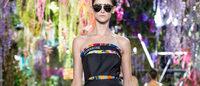 PFW: Dior, donne in giardino incantato