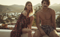 Liberty enters own-brand swim and beachwear with print-focused offer