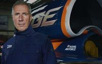 Belstaff links with land speed record holder ahead of Origins launch