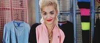 Rita Ora em nova colecção Adidas Originals