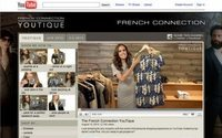 French Connection startet YouTube-Boutique YouTique
