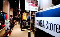 A Milano apre il primo store NBA in Europa