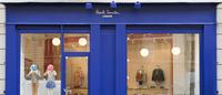 Paul Smith Junior ouvre sa première boutique parisienne