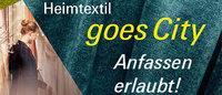 Heimtextil goes City: Textile Neuheiten zum Anfassen in der Frankfurter Innenstadt