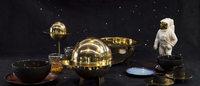 ディーゼル×セレッティ第2弾のテーマは「宇宙」惑星やロケットがテーブルウェアに