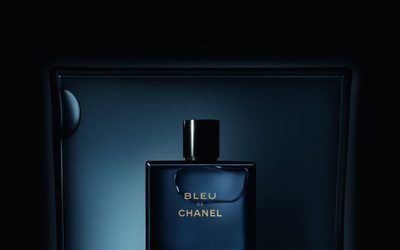 Bleu De Chanel Channels Strength And Elegance In New Parfum