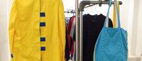サイズ調節できる派手色モード服 コム デ ギャルソン出身パタンナーが新ブランド立ち上げ