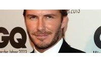 David Beckham, ambassadeur et créateur pour Biotherm
