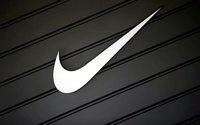 Nike sofre queda no seu mercado doméstico