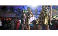 Herve Leger by Max Azria представил коллекцию сезона весна-лето 2013