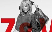 Eva Herzigova is the latest Zadig & Voltaire muse