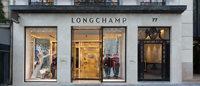 Longchamp apre il flagship degli Champs-Elysées