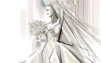 Vivienne Westwood expose la robe de mariée de Carrie Bradshaw