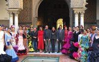 Más de 1.400 trajes de flamenca lucirán en Simof hasta el domingo