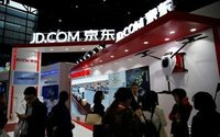 China's JD.com sees stock jump after swing to third-quarter profit