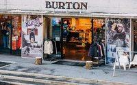 Burton va ouvrir sa première boutique française