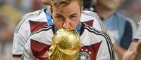 Chuteira usada por Götze na final da Copa do Mundo é leiloada