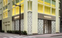 Burberry opens Riccardo Tisci-designed flagship store in Ginza