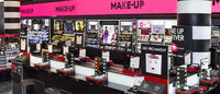 Make Up For Ever installe son nouveau concept chez Sephora Champs-Elysées