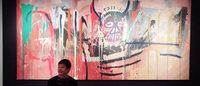 スタートトゥデイ前澤代表がバスキアの作品を62億円超で落札