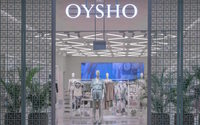 Oysho opens a flagship store in Singapore in the world's best airport