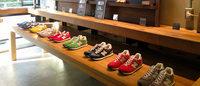 ニューバランス春夏新作スニーカー発表 会場はメイド・イン・アメリカの異空間に