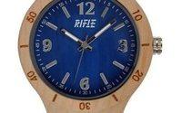 Rifle, arriva prima collezione orologi legno e denim Eco-Friendly